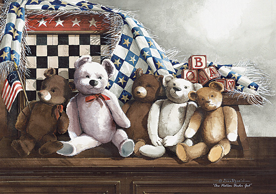 Teddy Bear & Gingerbread Prints category