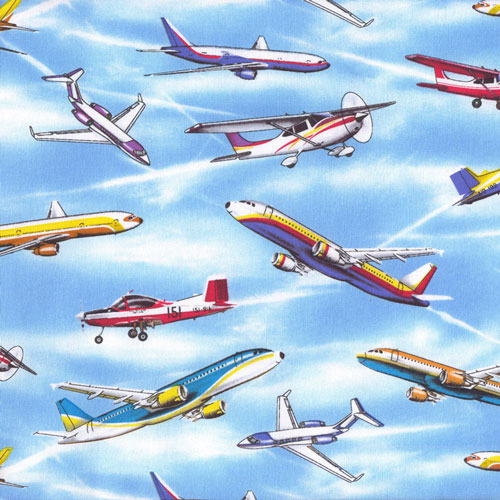 Aeroplanes Fabric category