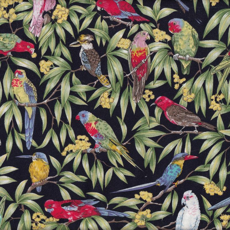 Birds Fabric category