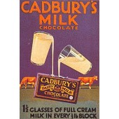 Postcards Cadburys Confectionery category