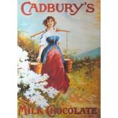 Cadburys & Frys Tin Signs category