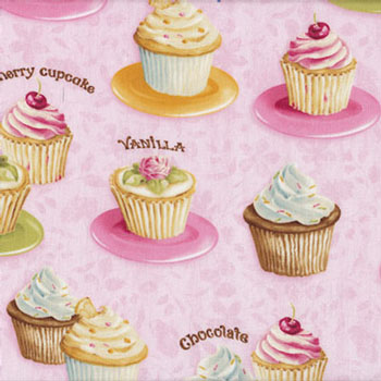 Cupcakes Fabric category