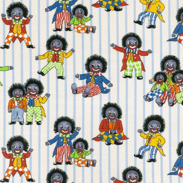 Golliwog Golly Fabric category