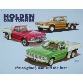 Holden Car Tin Signs category