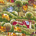 Farm Animals Fabric category