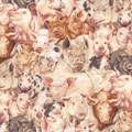 Pigs Fabric category