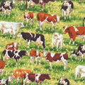 Cows Fabric category