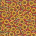 Sunflowers Fabric category