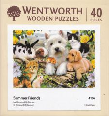 Wooden Puzzles category