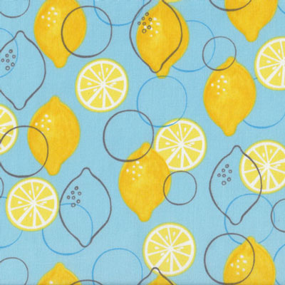 Fruit & Vegetables Fabric category