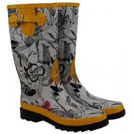 Flowers etc Gumboots  category