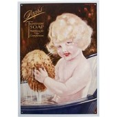 Pears Soap Tin Signs category