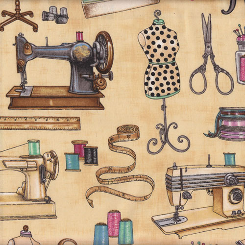 Mrs Sew and Sew Fabric category