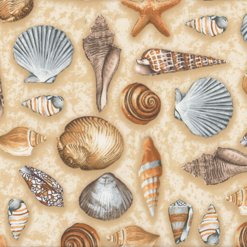 Seashells Fabric category