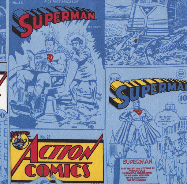Superman Fabric category