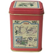 Tea Tins category