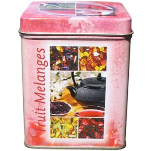 Fruit Melanges Tea Tin 100 Grams