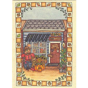 Scarecrow Gift Card