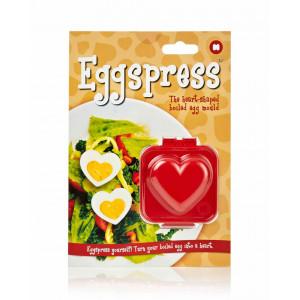 Love Heart Shaped Boiled Egg Mould Eggspress Yourself