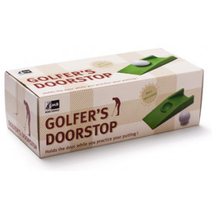 Golfers Golf Ball Doorstop