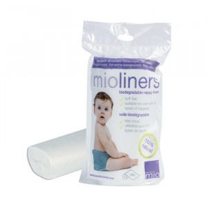 Flushable Nappy Liners 100% Natural Biodegradable