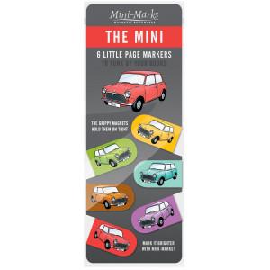 Mini Cars Mini Magnetic Bookmarks