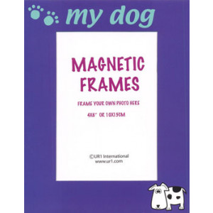 My Dog Magnetic Photo Frame