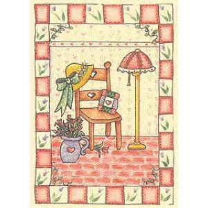 Chair & Lamp Gift Card