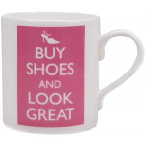 Buy Shoes And Look Great Ceramic Tea Coffee Cup Mug