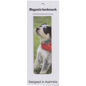 Cattle Dog Bookmark