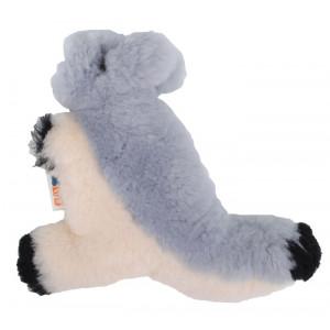 Kangaroo Kids Flat Friends Lambskin Wool Soft Toy