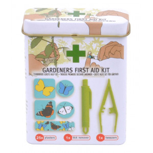 Gardeners First Aid Kit Garden Butterfly