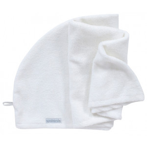 Spa Trends Microfibre Hair Towel