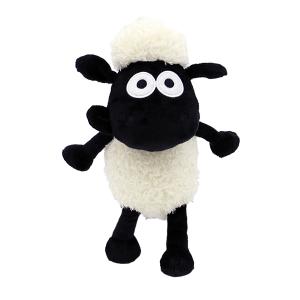 Baby Shaun The Sheep 25cm Dangling Plush Toy