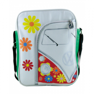 VW Volkswagen Kombi Flower Power Shoulder Bag