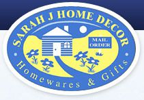 SARAH J HOME DECOR - Homewares &amp; Gifts