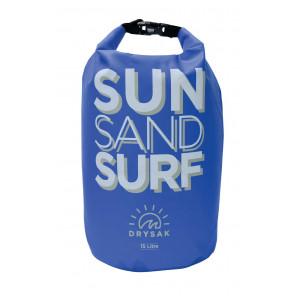 Drysak 100% Waterproof Bag For Outdoor Life Navy Large