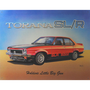 Torana SL/R Holden Tin Sign