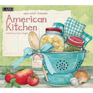 American Kitchen Susan Winget 2021 Lang Wall Calendar