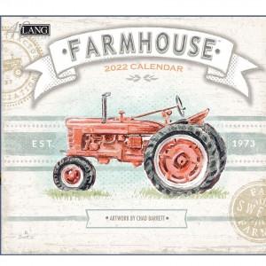 Farmhouse by Chad Barret 2022 Lang Wall Calendar