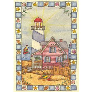 Beach & Lighthouse Gift Card