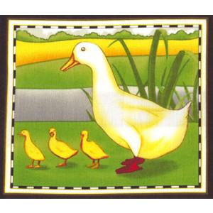 Duck Fabric Panel