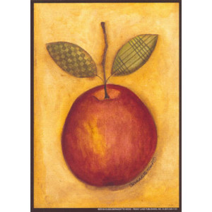 Country Apple 5 x 7 Print