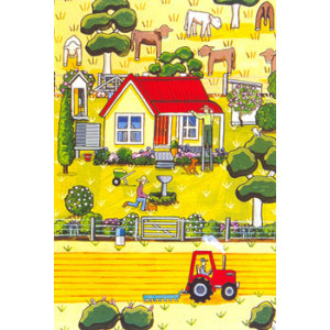 Busy Farm Rachael Flynn Card