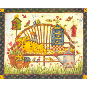Cat Nap Greeting Card by Debi Hron