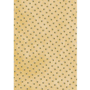 Kitchen Tea Towel 100% Cotton Busy Bees By Alex Clark