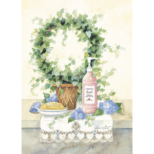 Rose Hand Lotion 5 x 7 Print
