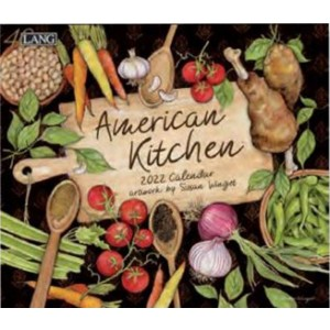 American Kitchen Susan Winget 2022 Lang Wall Calendar