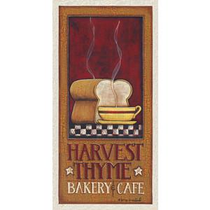Harvest Thyme Bakery & Cafe 10 x 20 Print