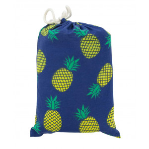 Beach Throw Pineapple